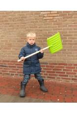 Esschert Design Sneeuwschuiver - groen