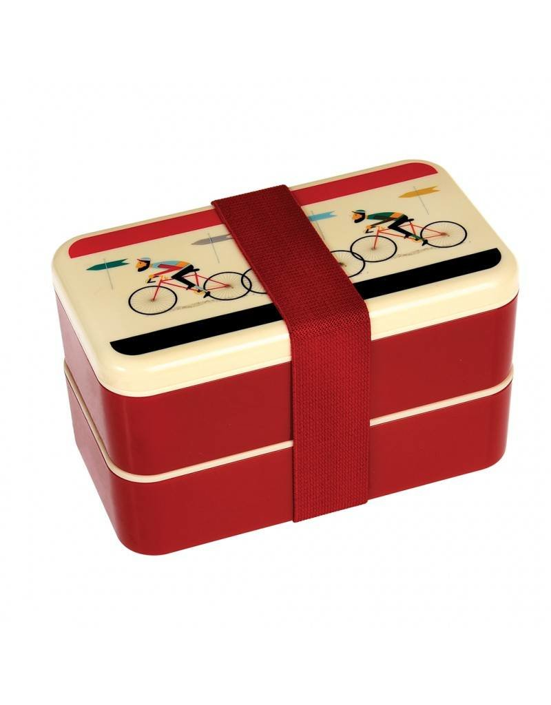Rex London Bento Lunchbox XL - Le Bicycle