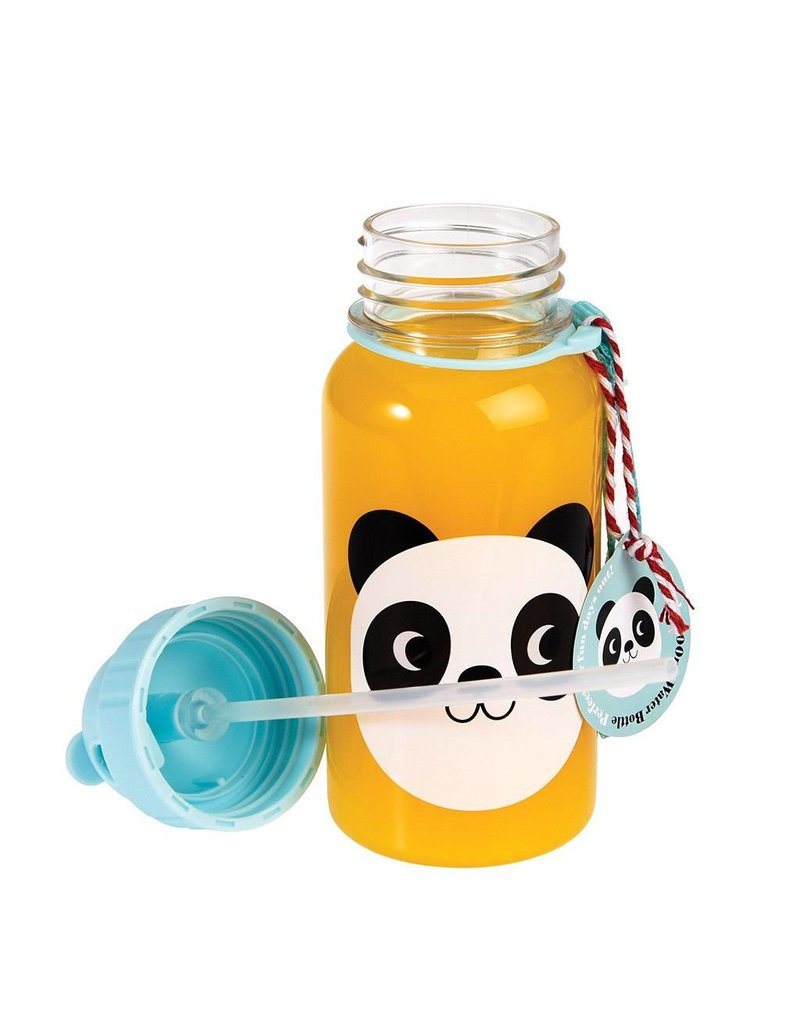 Rex London Kinder waterfles - Miko the Panda