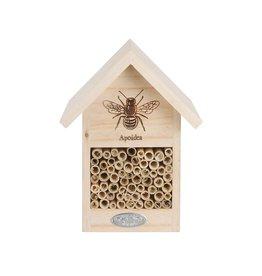Esschert Design Bijenhuis - Silhouet - hout