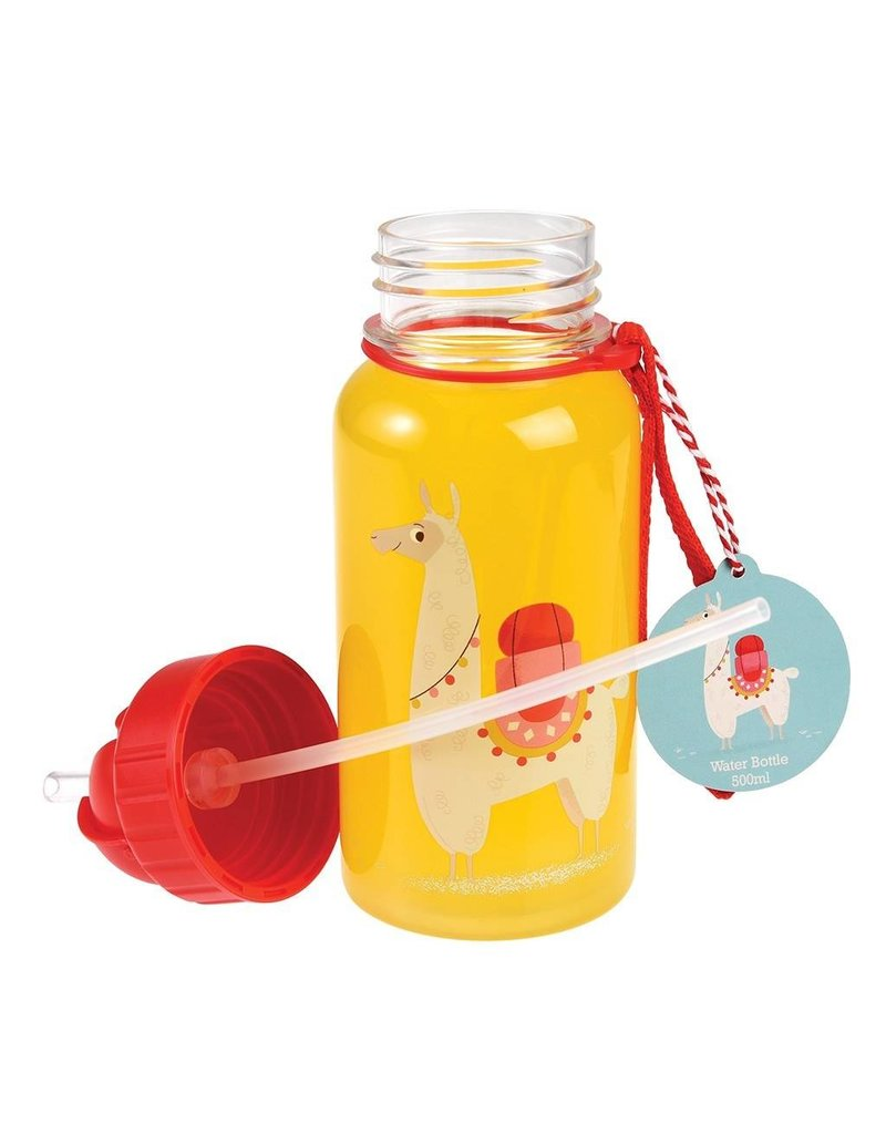Rex London Kinder waterfles - Dolly Llama