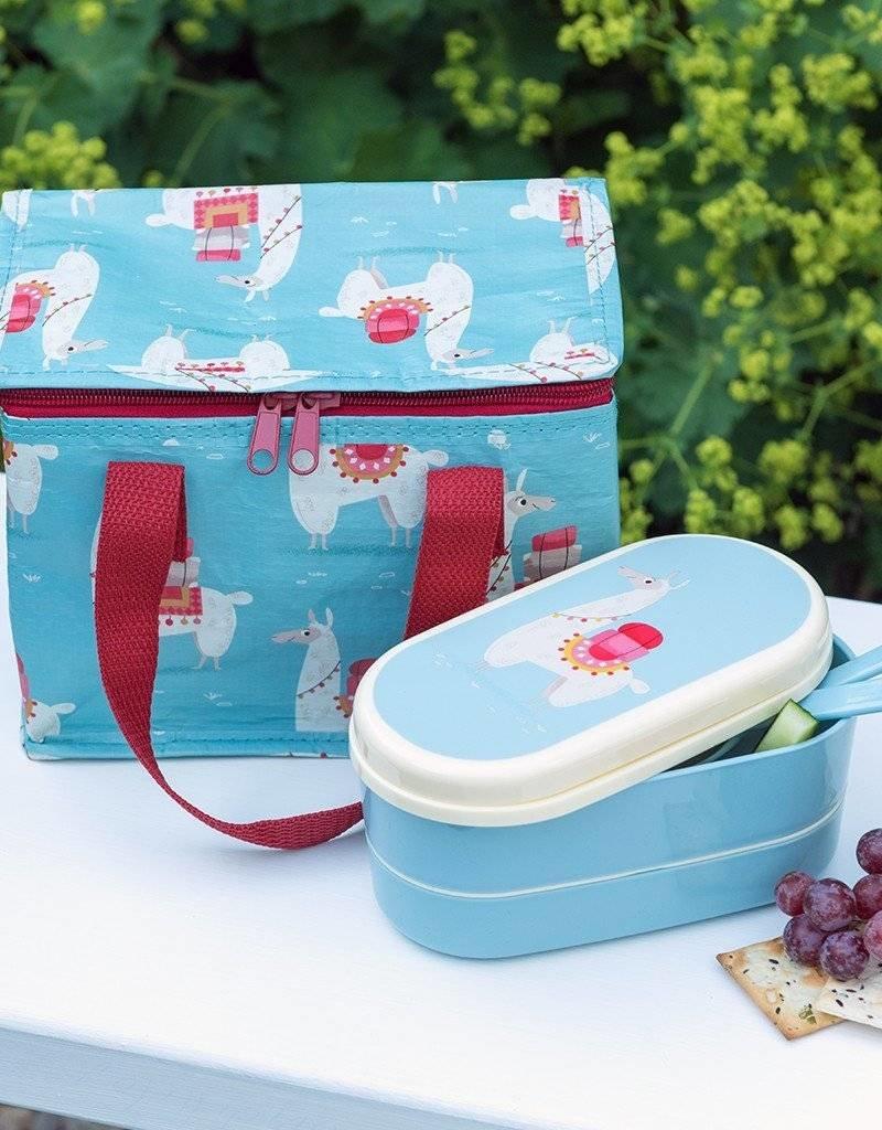 Rex London Bento lunch box - Dolly Llama