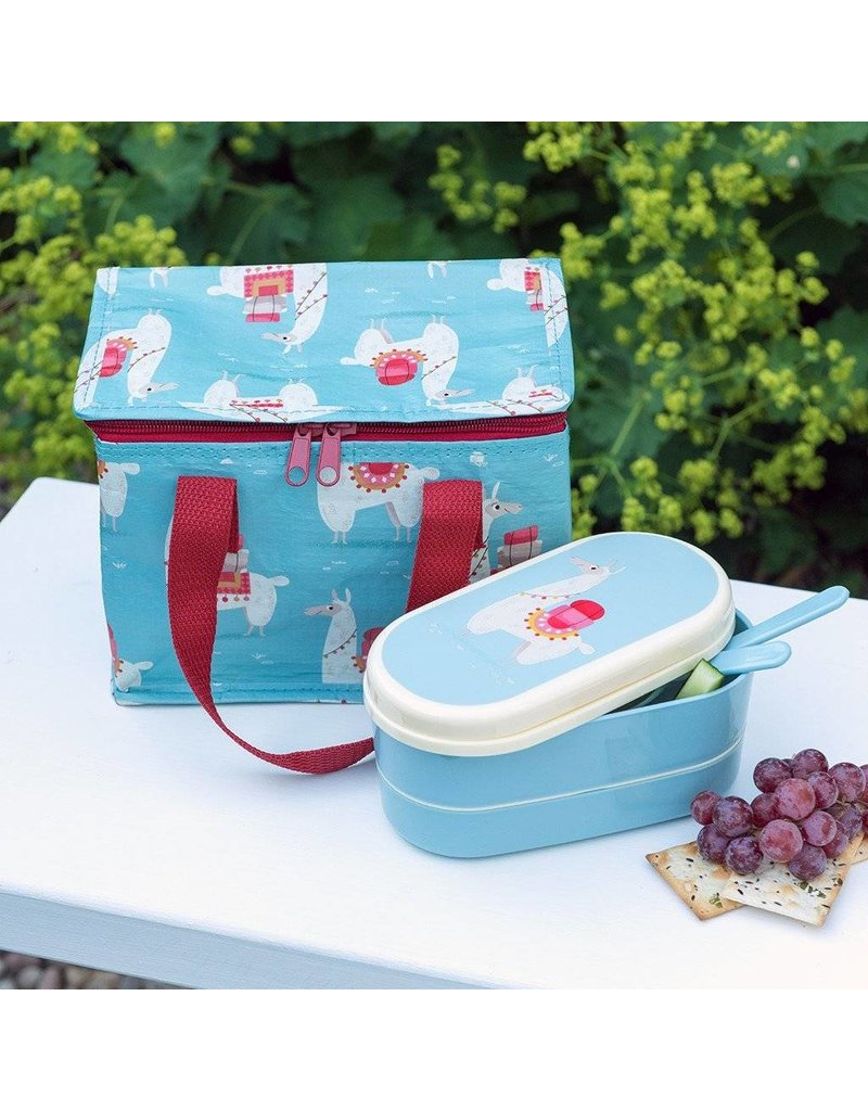 Rex London Bento lunch box - Dolly Llama