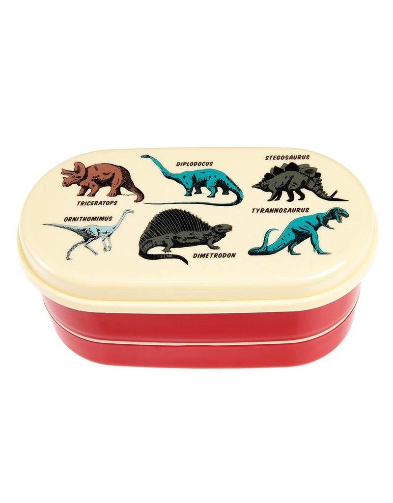 Rex London Bento lunch box - Dino