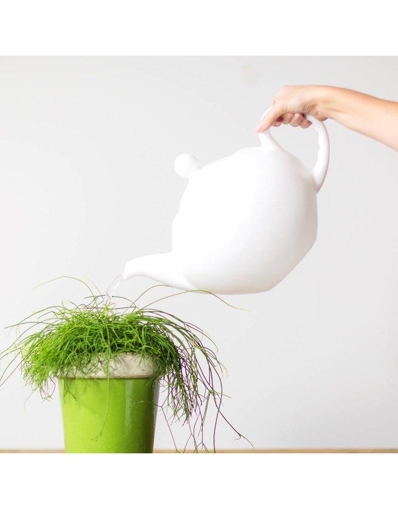 Esschert Design Gieter - Theepot  - Mint groen