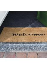 Esschert Design Deurmat kokos - Welcome