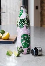 Rex London Roestvrij stalen fles - Tropical Palm
