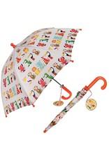 Rex London Paraplu - Colourful Creatures