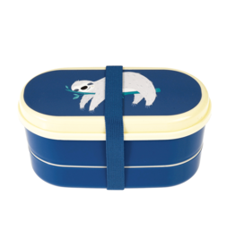 Rex London Bento lunch box - Luiaard