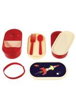 Rex London Bento lunch box - Space Age