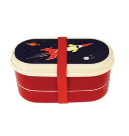 Rex London Bento lunch box - Space Age