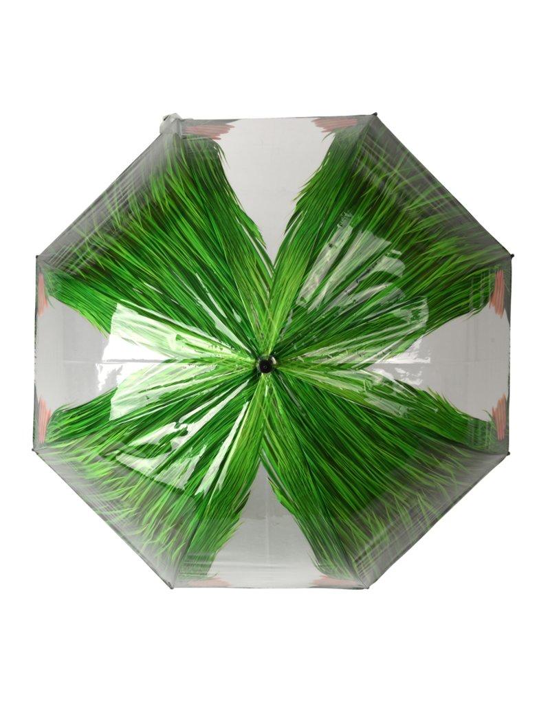 Esschert Design Paraplu - Transparant - Kiekeboe