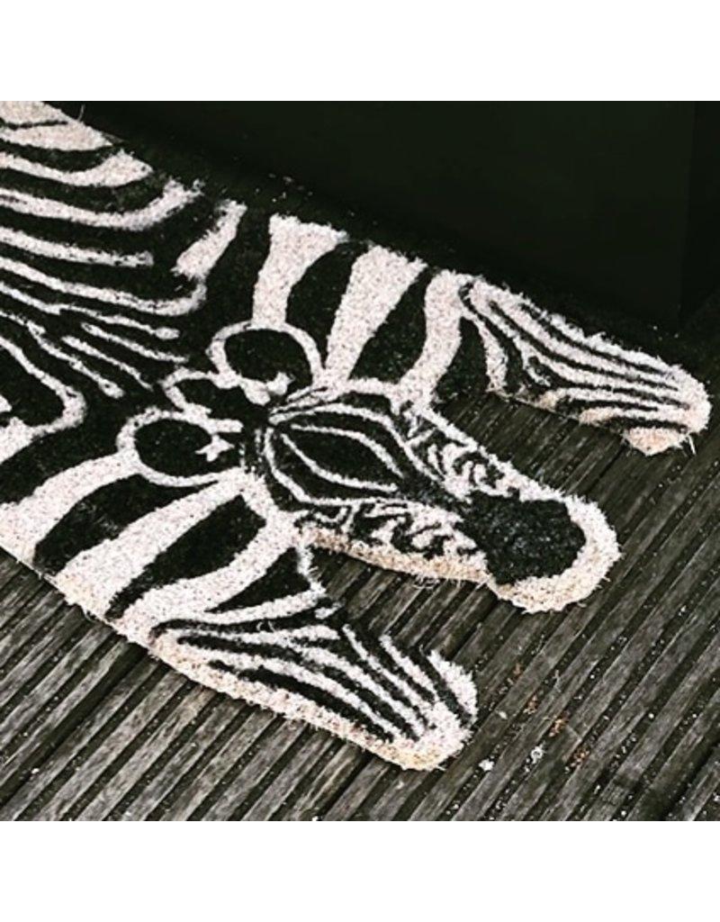 Esschert Design Deurmat  Zebra