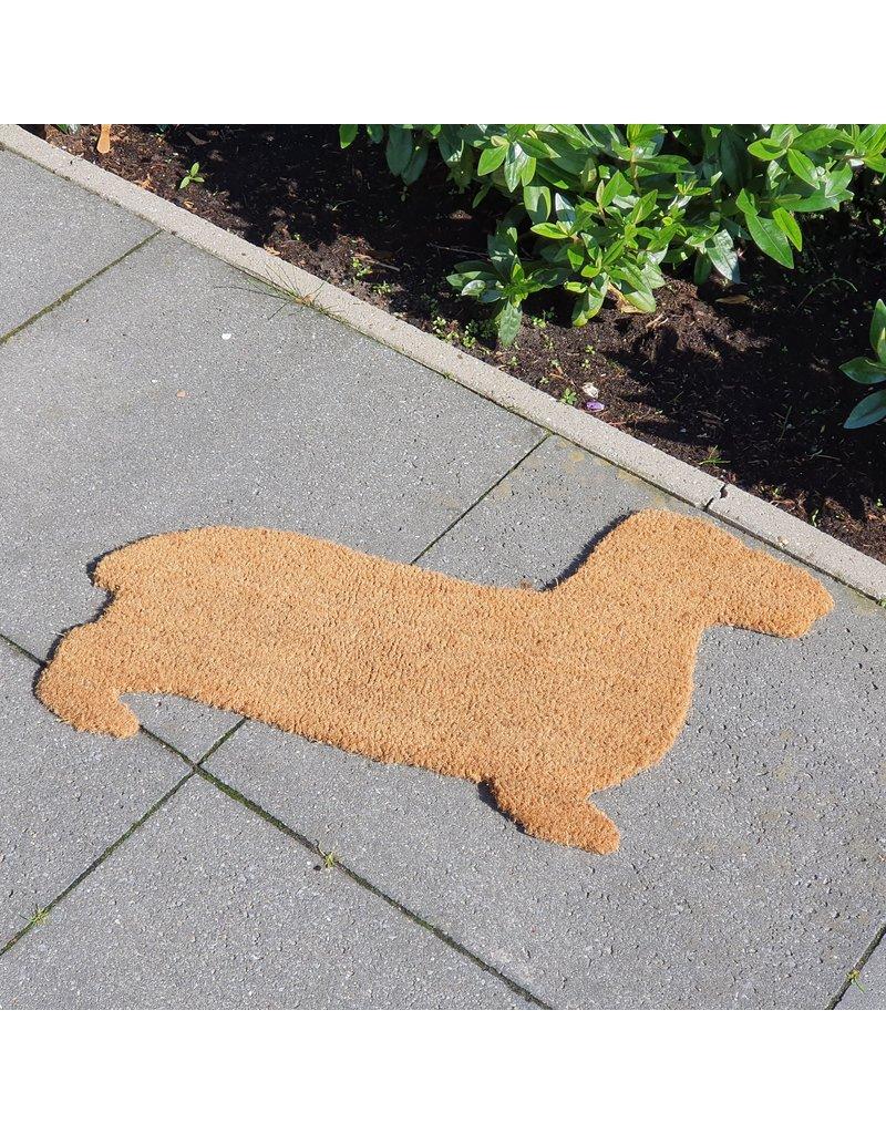 Esschert Design Deurmat kokos - Hond