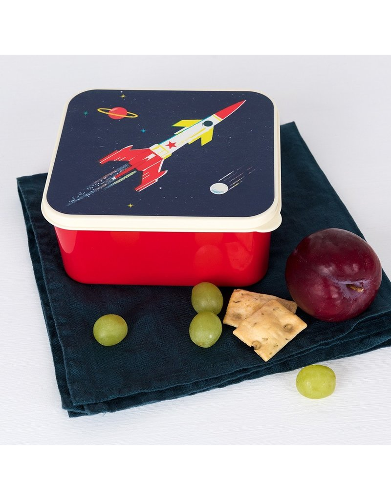 Rex London Lunch box - Space Age - Copy