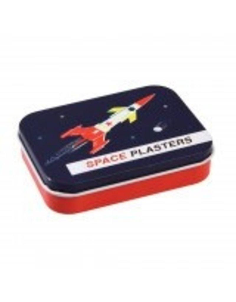 Rex London Pleisters in blikje - Space Age