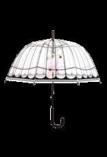 Esschert Design Paraplu - Transparant - Vogelkooi