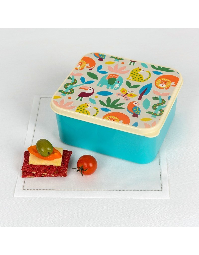 Rex London Lunch box - Wild Wonders
