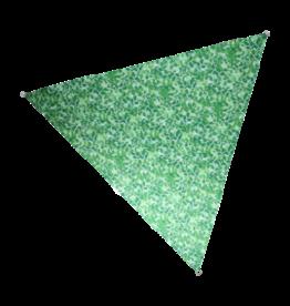 Esschert Design Schaduwdoek met bladerenprint