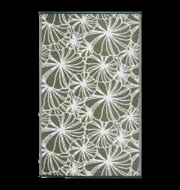 Esschert Design Tuintapijt - Floraal motief