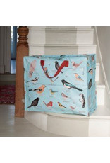 Rex London Big Shopper - Garden Birds