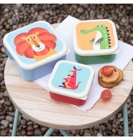 Rex London Lunchbox - Colourful Creatures