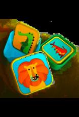Rex London Lunchbox - Colourful Creatures