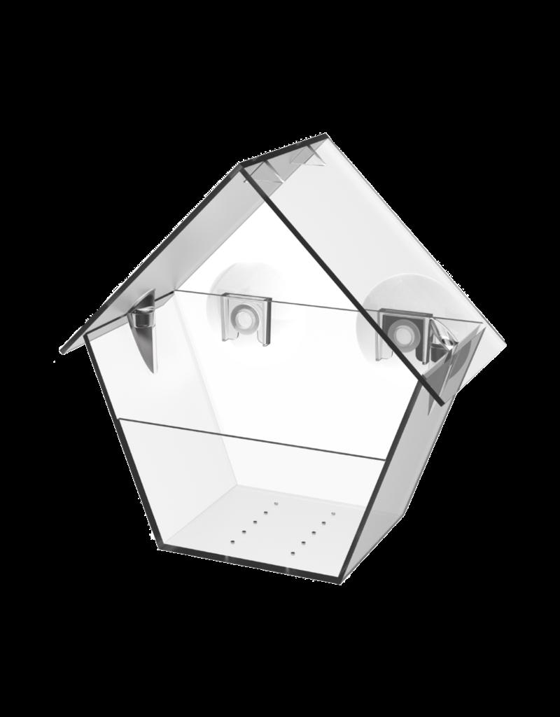 Esschert Design Raamvoedersilo