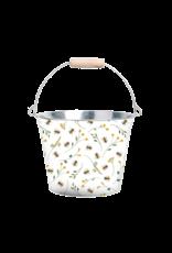 Esschert Design Emmer - Bijenprint