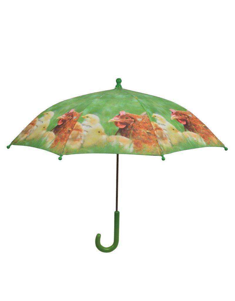 Esschert Design Kinderparaplu - Kuikentje