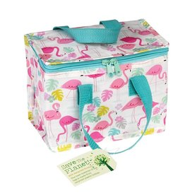 Rex London Lunchtasje - Flamingo Bay