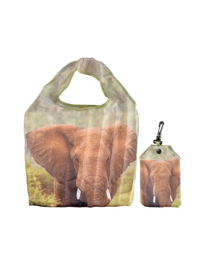 Esschert Design Opvouwbare tas - Out of Afrika