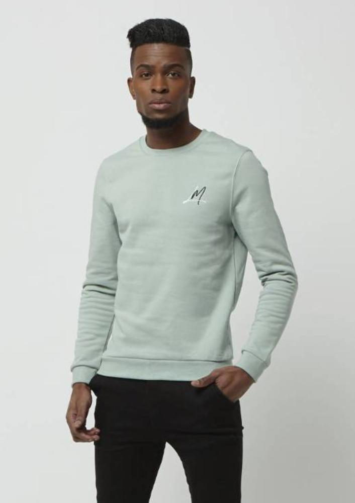 sweater rafael mint blue