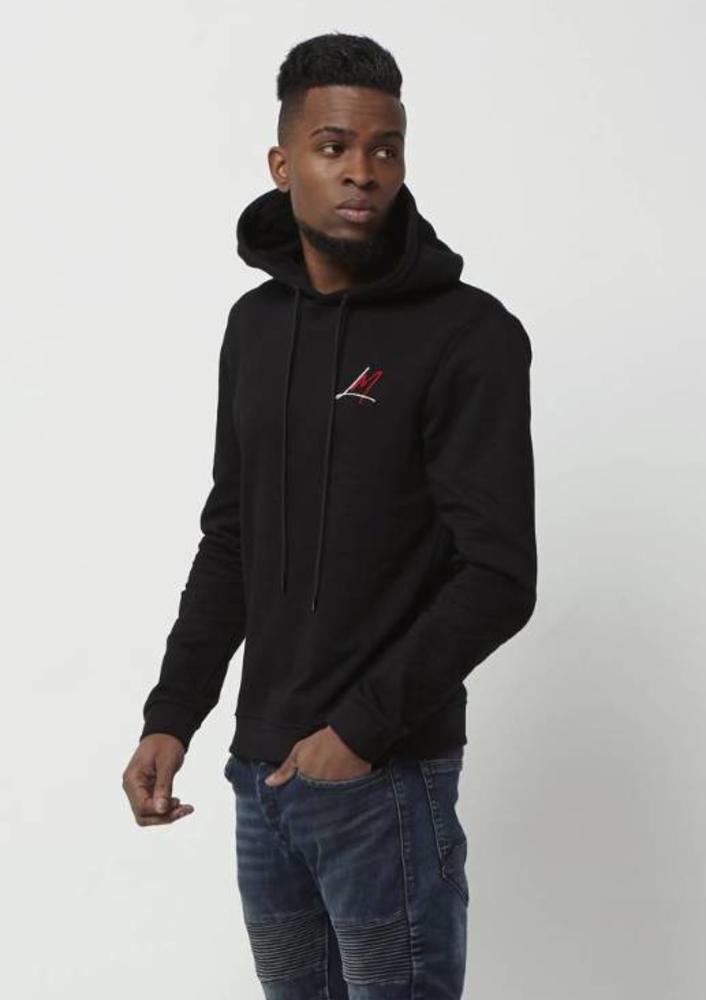 hoodie jordy zwart