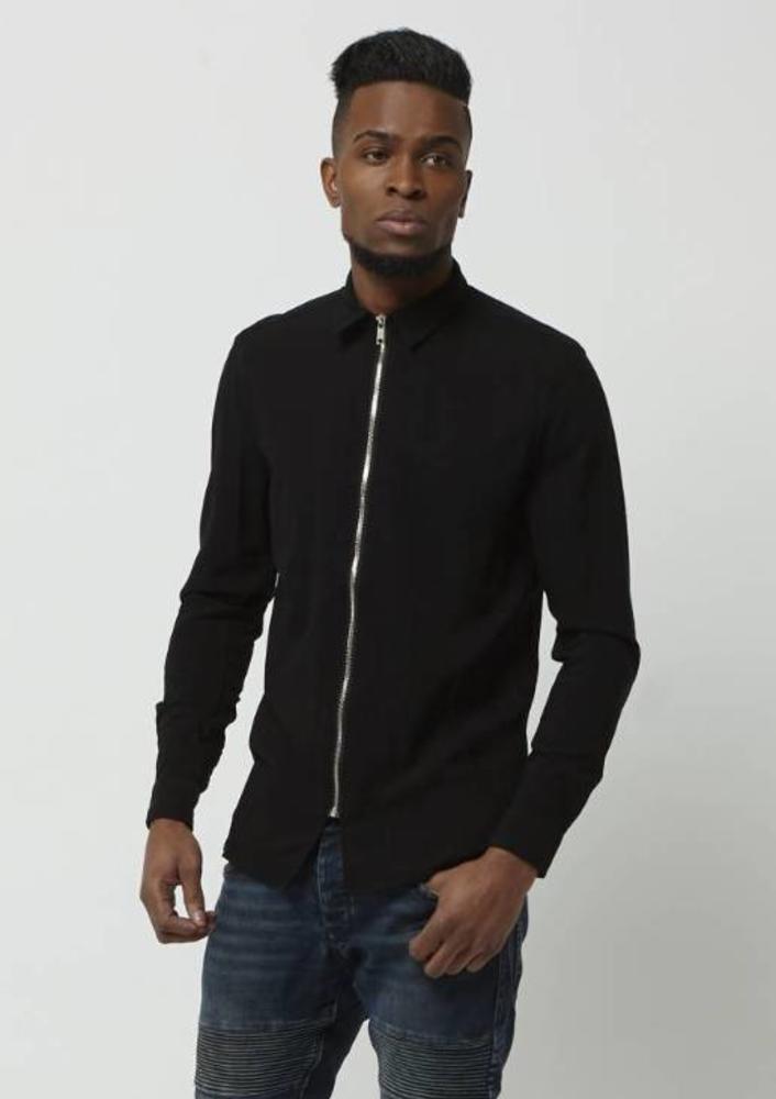 shirt finn zwart
