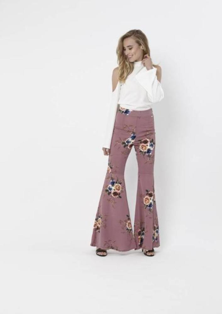 broek talin roze