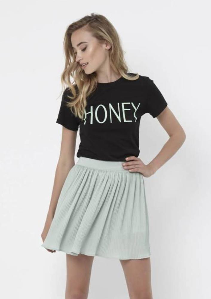 t-shirt angelique zwart