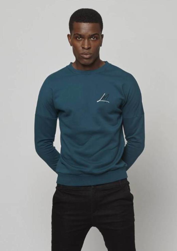 sweater diego blauw
