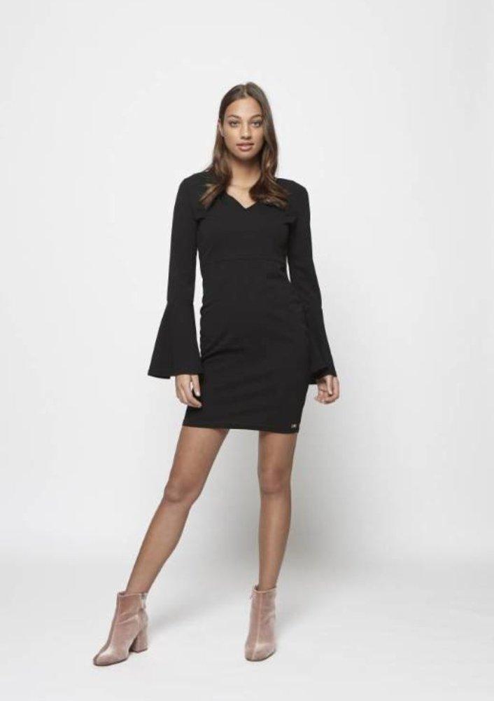jurk cali zwart