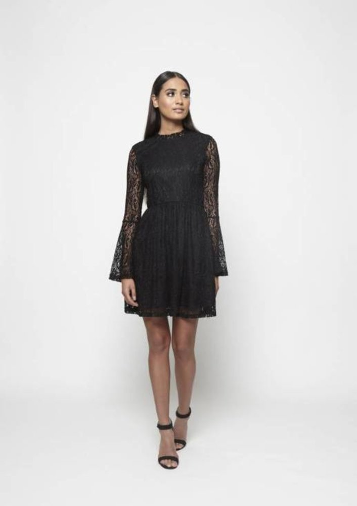 jurk evy zwart