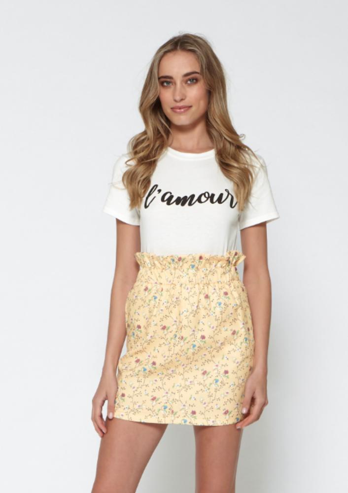Skirt Chayenne white