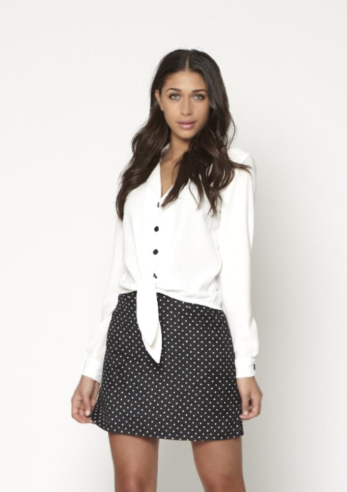 blouse karla wit