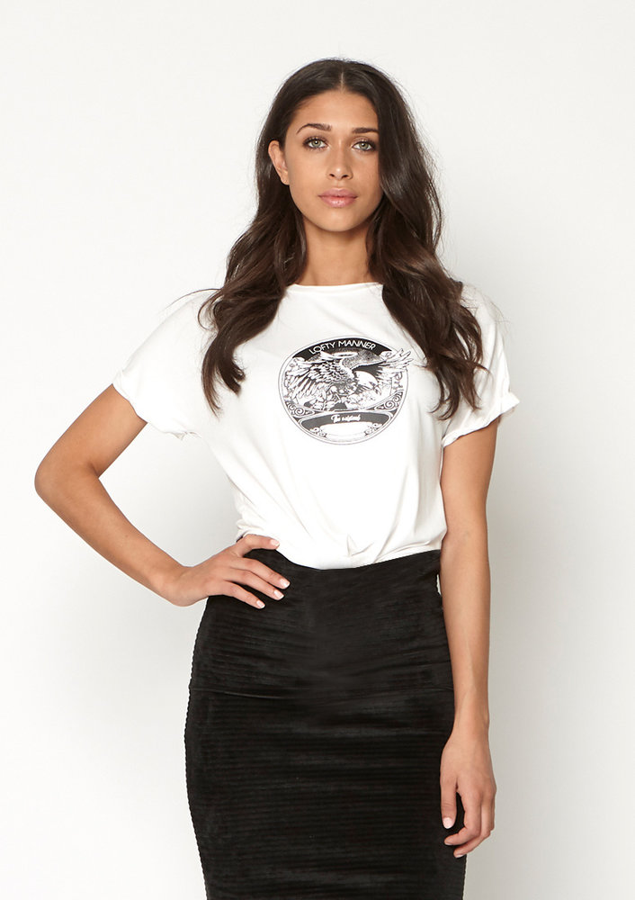 T-shirt Inge Wit