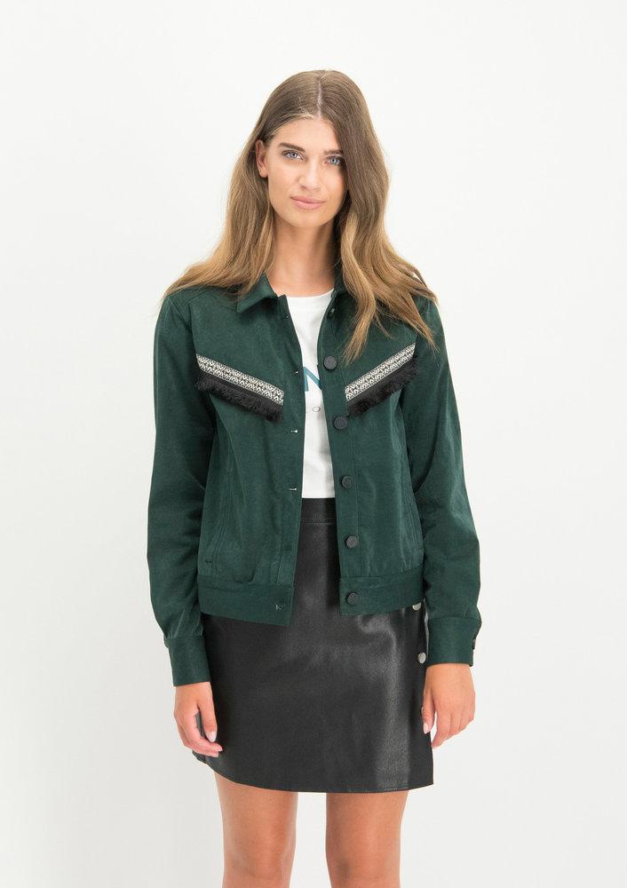 Jacket Alba Groen