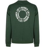 Lofty Manner Sweater Finn-Green Circle