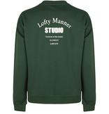 Lofty Manner Jaydon-Green Studio sweater