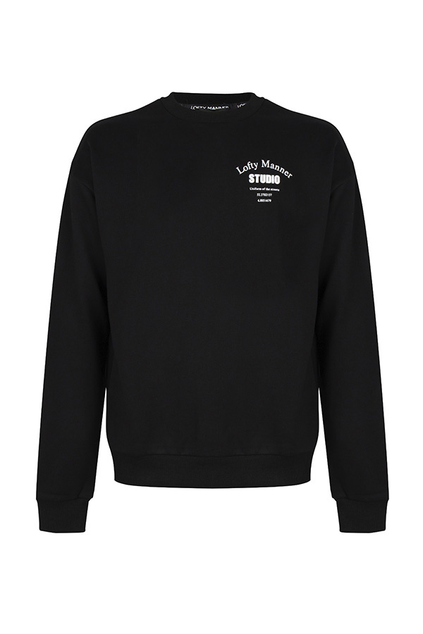 Jaydon-Black Studio sweater