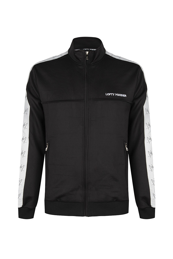 Jacket Gio-Black LM