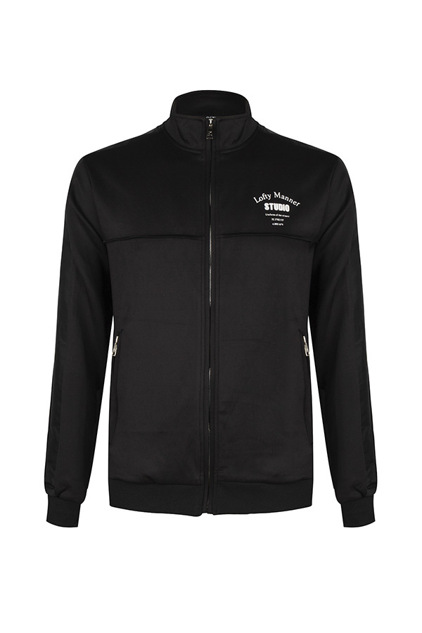 Jacket Jace-Black Studio