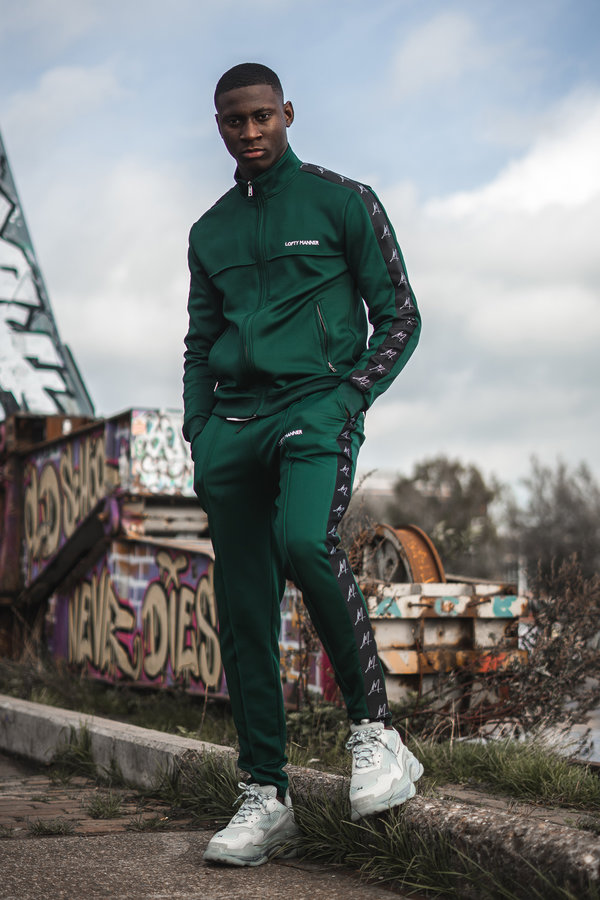 Trouser Tyrone-Green LM